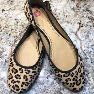 BP leopard flats SZ 10